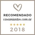 Recomendado en Casamientos.com.ar