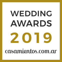 Ganador Wedding Awards 2019 Casamientos.com.ar