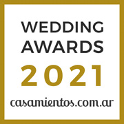 Ganador Wedding Awards 2021