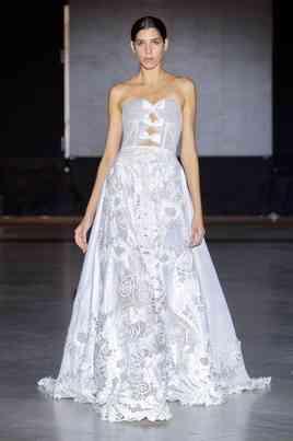 Vestidos de Novia Javier Saiach