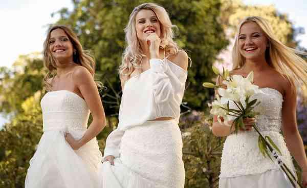 vestidos de novia - casamientos.ar