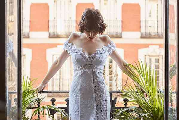 Vestidos de Novia Charo Ruiz